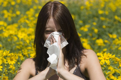 tapping for allergies